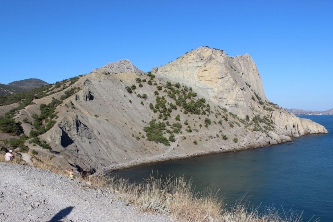 Гора Орел в Новом Свете