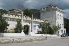 Замок в Новом Свете