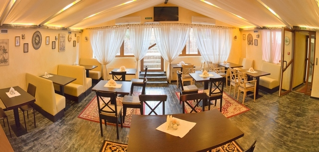 Ресторан Тихая Гавань в Новом Свете